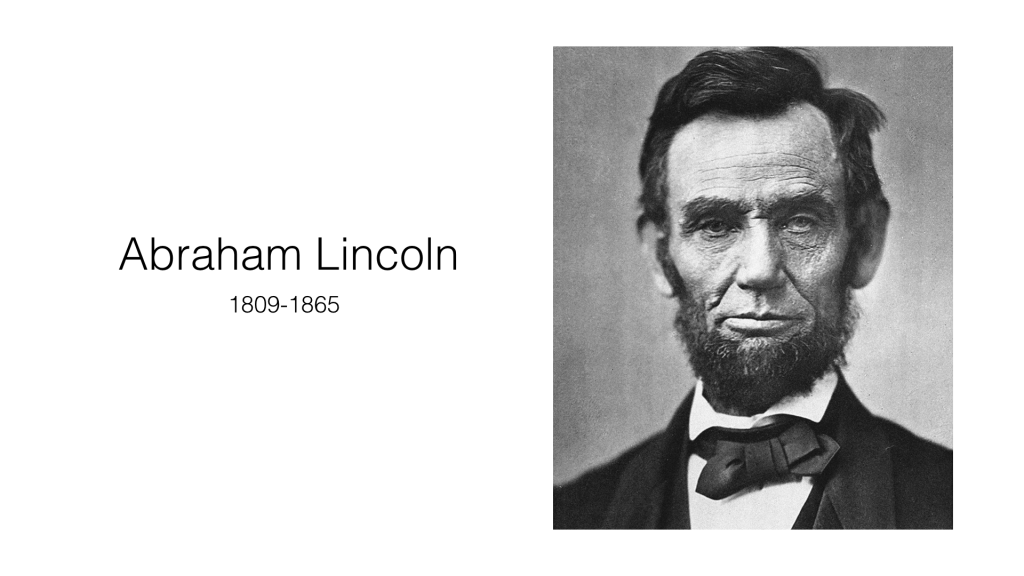 Abraham Lincoln was known to suffer from Depression